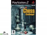 Play it Chess Challenger [Б.У ИГРЫ PLAY STATION 2]
