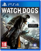 Watch Dogs[Б.У. ИГРЫ PLAY STATION 4]