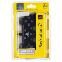 PS 2 Controller Analog Black force 2[PLAY STATION 2]