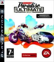 Burnout Paradise The Ultimate Box[Б.У ИГРЫ PLAY STATION 3]