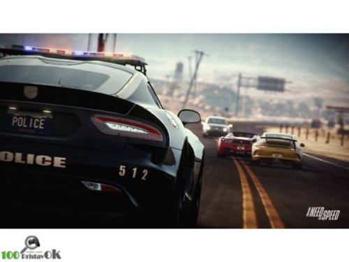Need for Speed Rivals[Б.У ИГРЫ XBOX360]