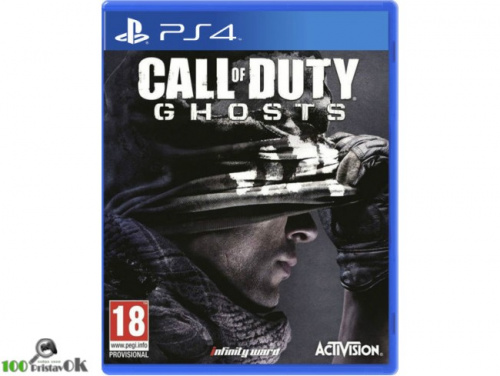 Call of Duty: Ghosts[Б.У ИГРЫ PLAY STATION 4]