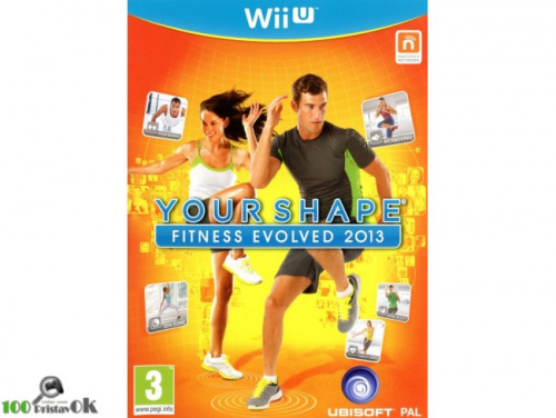 Your Shape: Fitness Evolved 2013[ИГРЫ]