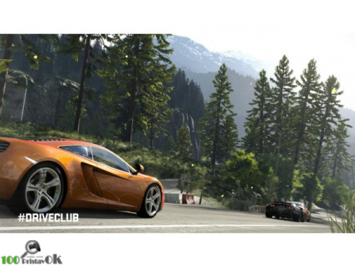 DriveClub[PLAY STATION 4]