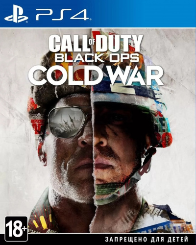 Call of Duty: Black Ops Cold War[PLAY STATION 4]