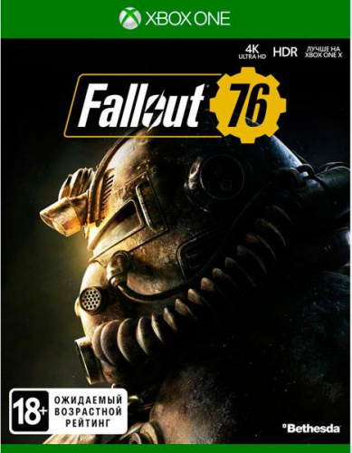 Fallout 76[Б.У ИГРЫ XBOX ONE]