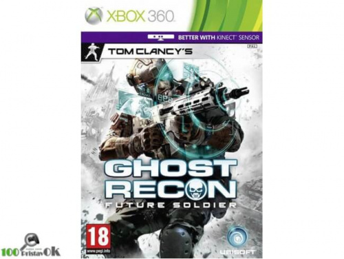 Ghost Recon: Future Soldier[Б.У ИГРЫ XBOX360]