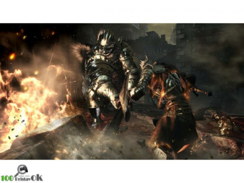 Dark Souls 3 The Fire Fades Edition[PLAY STATION 4]