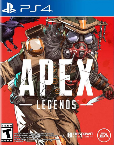 Apex Legends. Bloodhound Edition [PLAY STATION 4]
